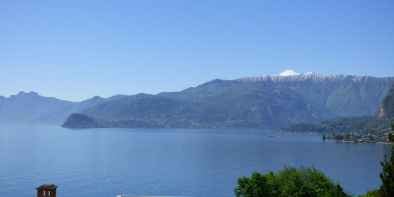 Amazing lake Como view and mountains