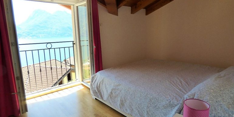 Lake Como San Siro apartment - Bedroom