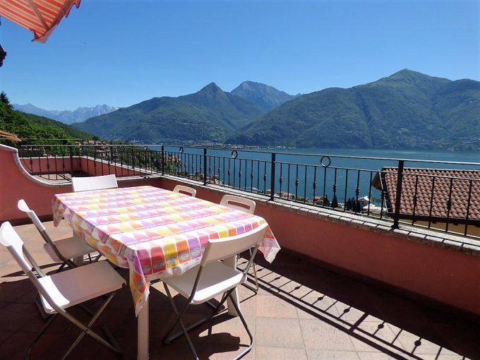 Terrace in San Siro village - Lake Como View
