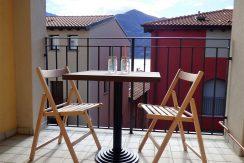 Lake view from balcony - San Siro