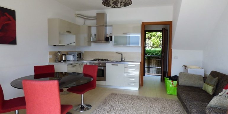 Living room in apartment San Siro - Lake Como