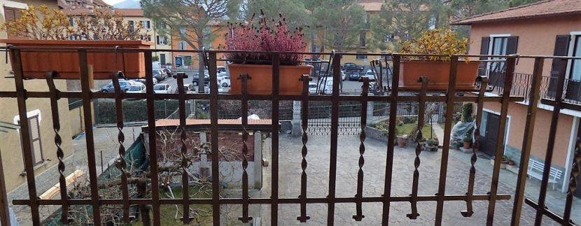 Balcony - Lake Como