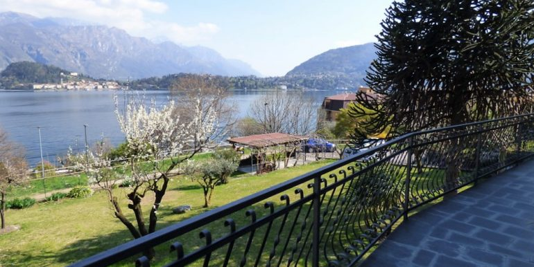 Lake Como Griante Apartment with terrace and lake view