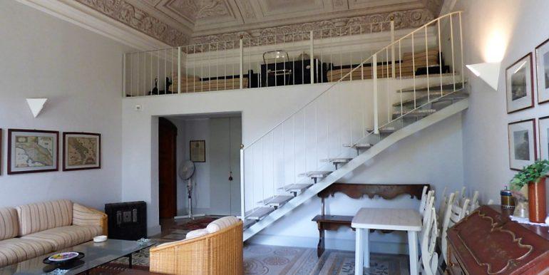 Living room in apartment - Villa in Tremezzo