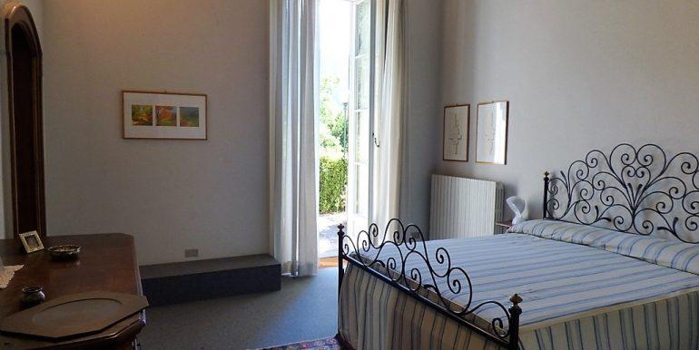 Bedroom in apartment in Tremezzo - Lake Como