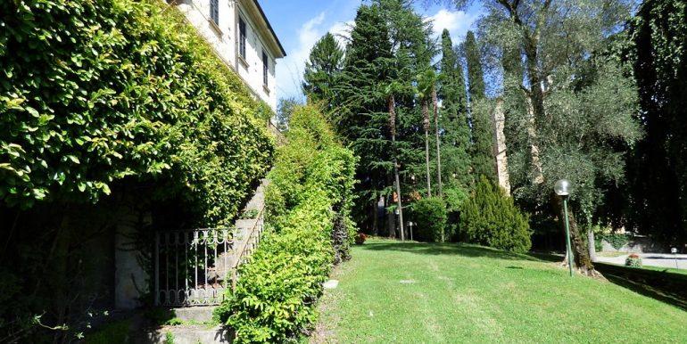 Park in period villa in Tremezzo - Lake como