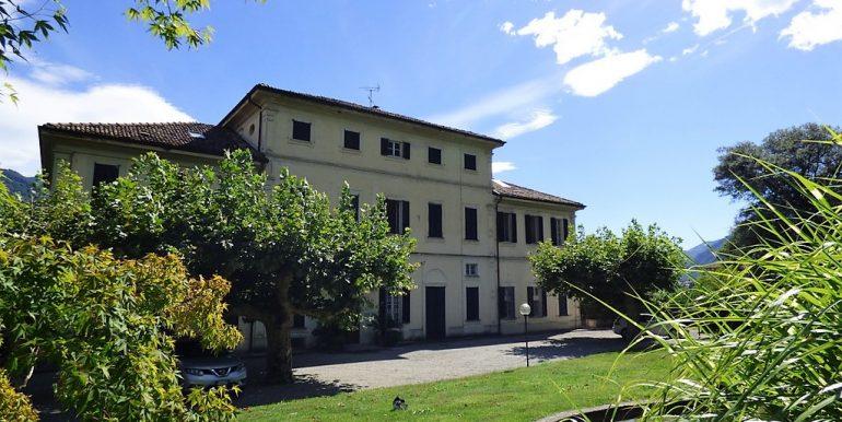 Period villa in Tremezzo - Lake Como - park