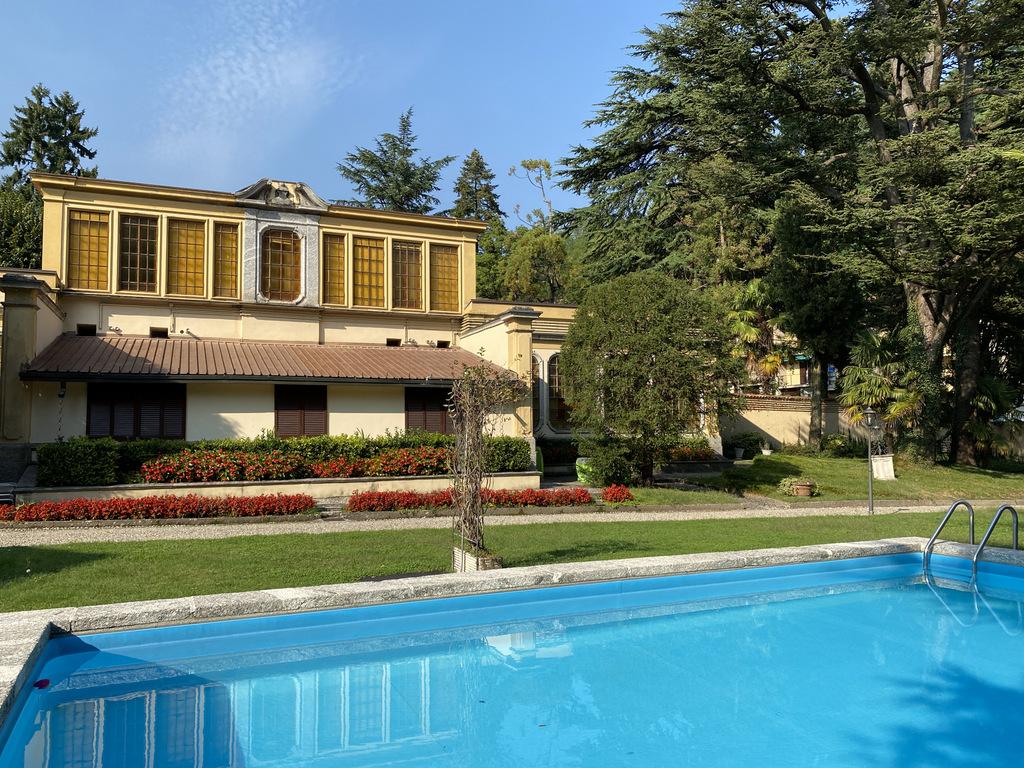 Lake Como Tremezzina Apartment in period villa