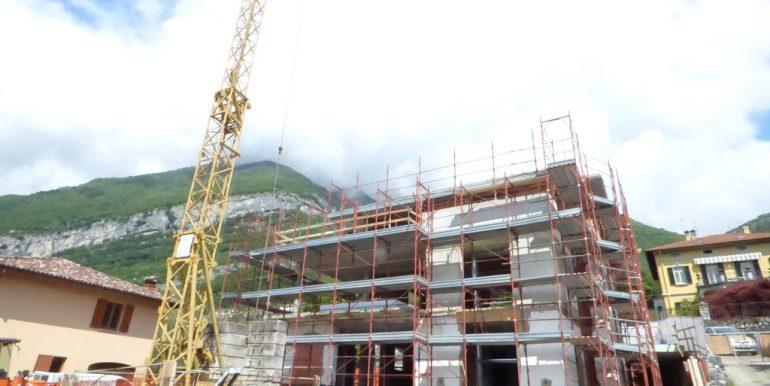 Under construction apartments- tremezzo