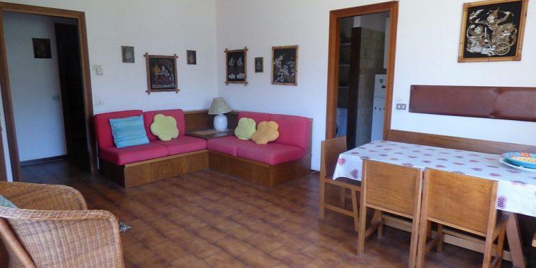 Tremezzina Apartment with Terrace- Living room