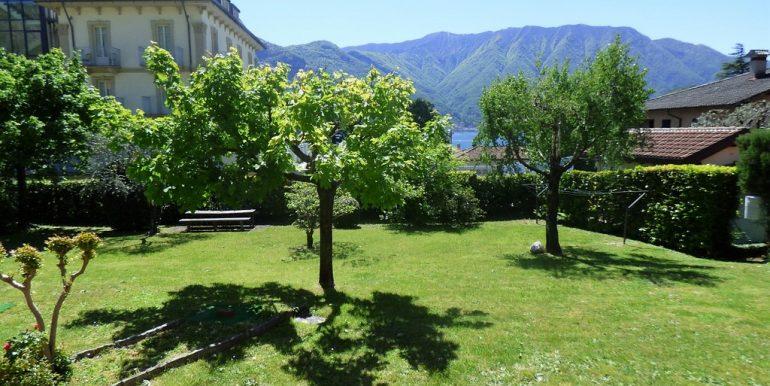 Garden with lake view - Mezzegra