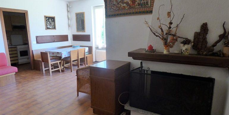 Lake Como Tremezzina Apartment - Living room