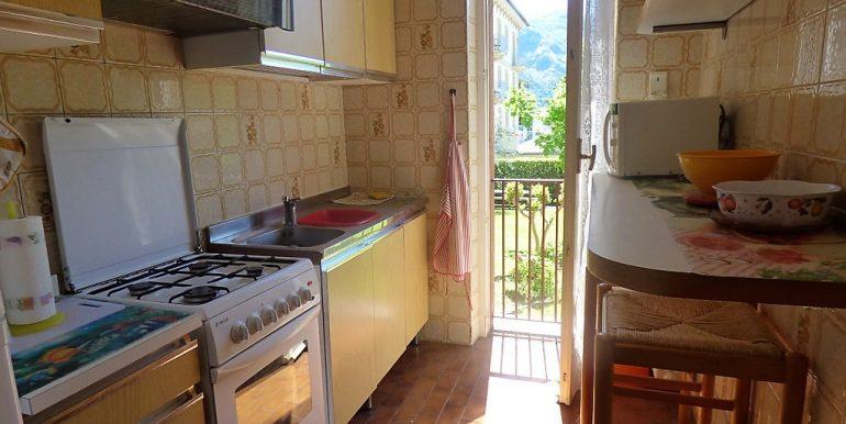 Lake Como - Mezzegra kitchen
