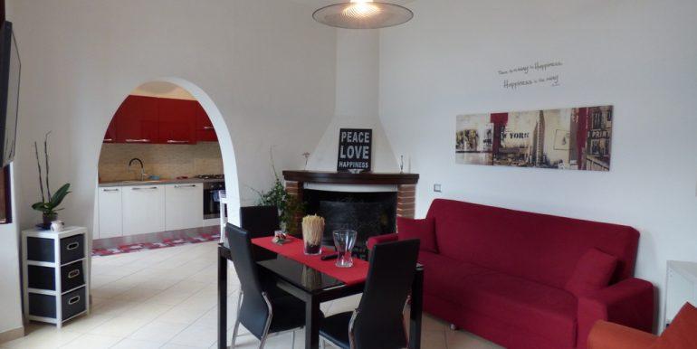 Living room - Apartment Tremezzina with balcony