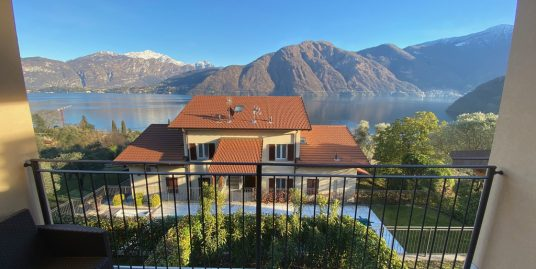 Apartment Tremezzina with Pool and Lake Como view