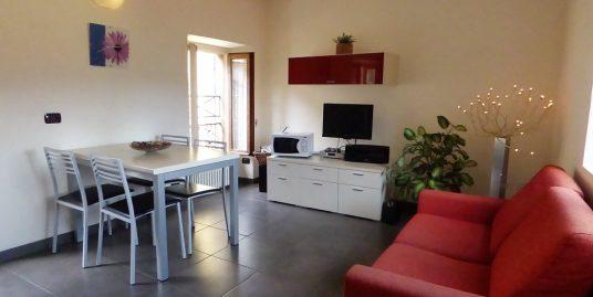 Apartment Mezzegra with lake Como view