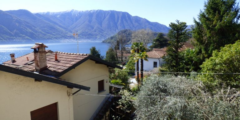 Lake Como Tremezzina - lake view