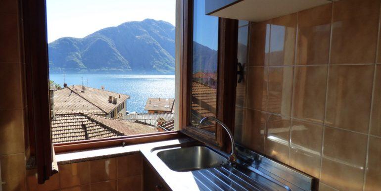 Kitchen - Tremezzina Apartment with lake view