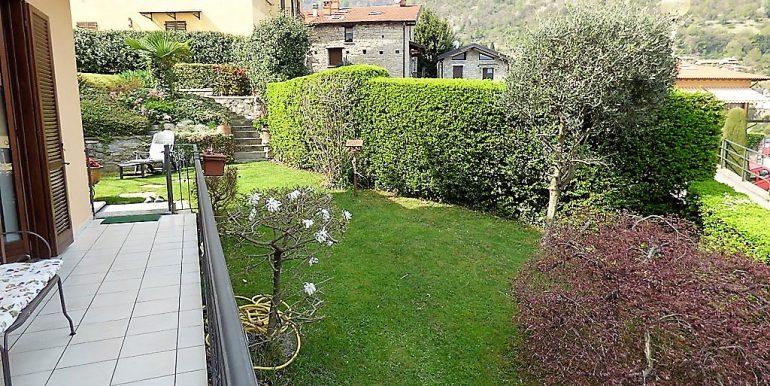 Garden Argegno flat
