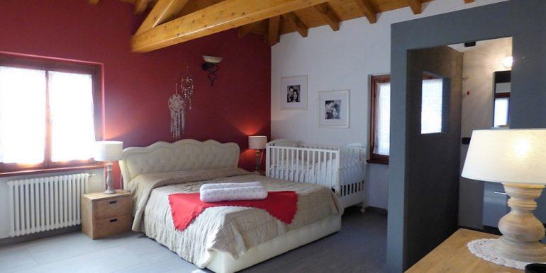 Bedroom - Lake Como
