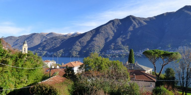 Apartment Laglio with Lake view