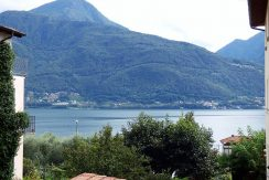 Lake Como view from detached house