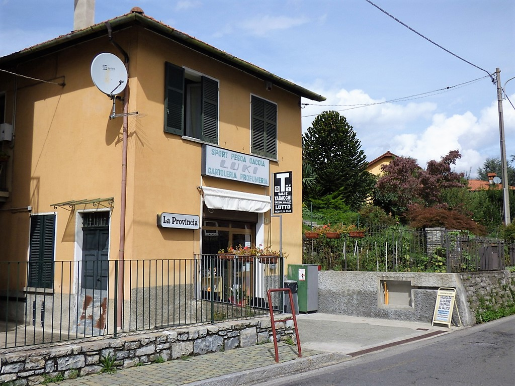 Pianello del Lario detached house with terrace and lake view