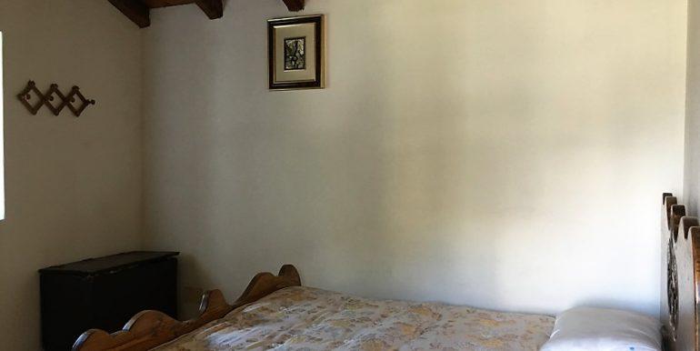 Bedroom in house in Pianello del Lario - Lake Como