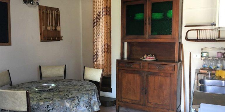 Kitchen  - Pianello del Lario Stone house with terrace and garden