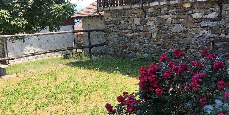 Terrace in house in Pianello del Lario