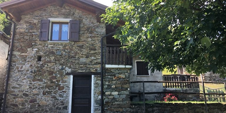 Pianello del Lario Stone house with terrace and garden - Lake Como