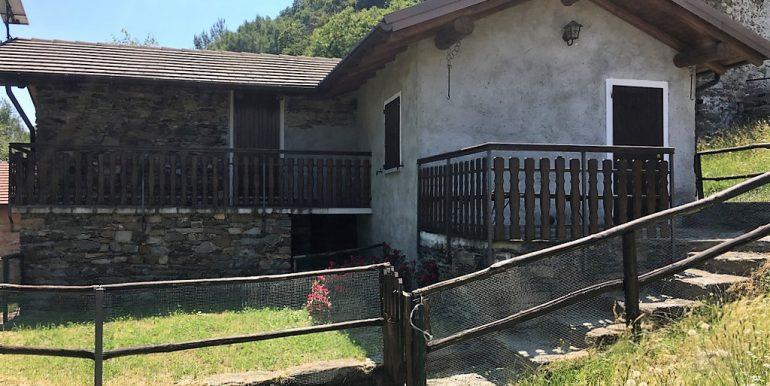 House in lake Como - Terrace and garden