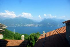 lake Como view from Carcente