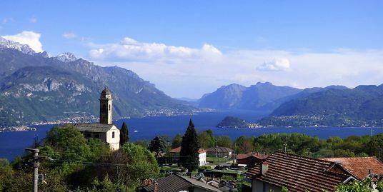 Period house Plesio with Lake Como view