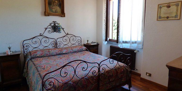 Bedroom in Villa Menaggio - Plesio