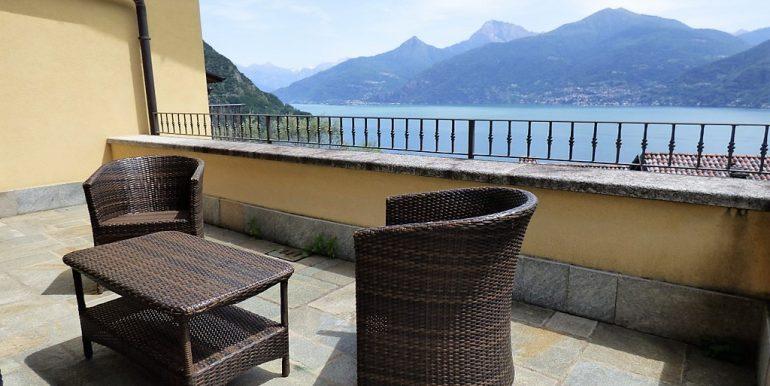 Lake Como Menaggio Villa with lake view