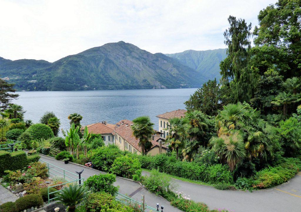 Amazing lake Como view- Tremezzo