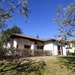 Villa with garden, terrace and Lake Como view
