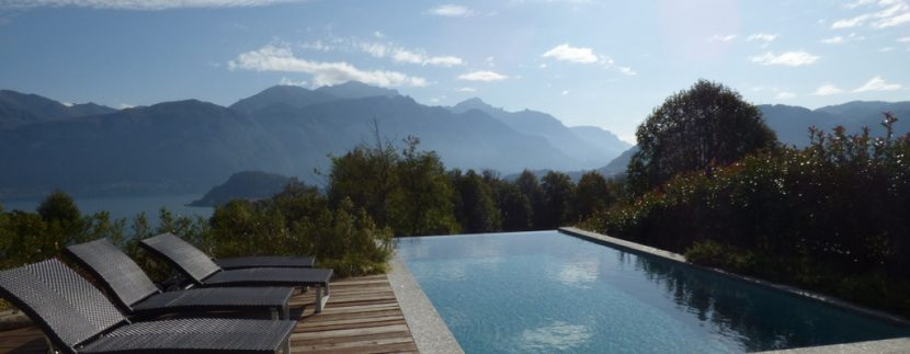 Tremezzina - swimming pool