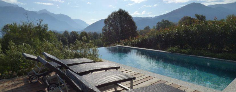 Tremezzina modern Villa - solarium