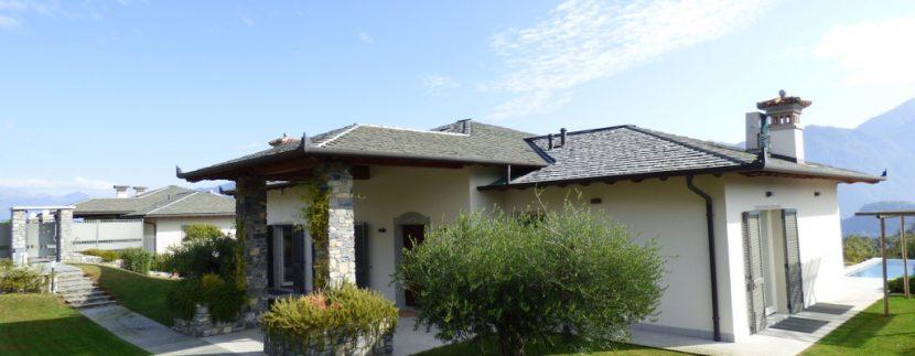 Tremezzina modern Villa