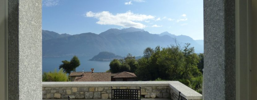 Tremezzina modern Villa with Lake Como View