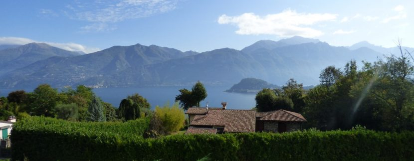 Tremezzina Villa with Lake Como View