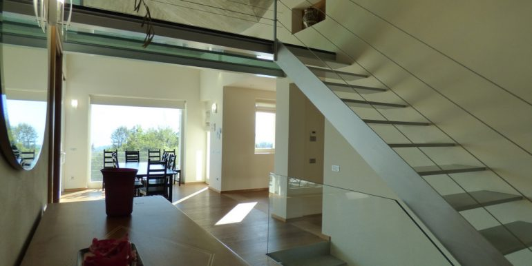 Tremezzina modern Villa with Lake - Living room