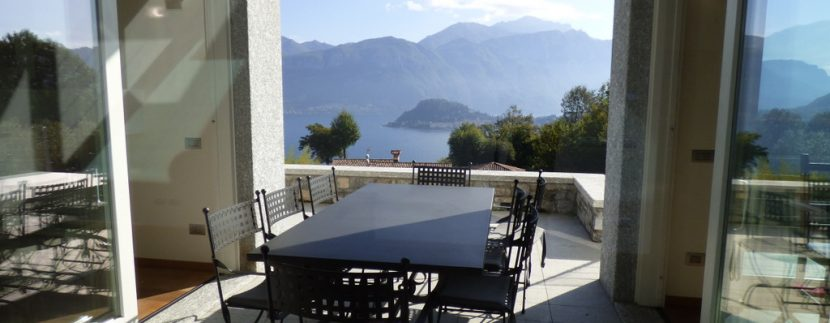 Tremezzina modern Villa -  terrace