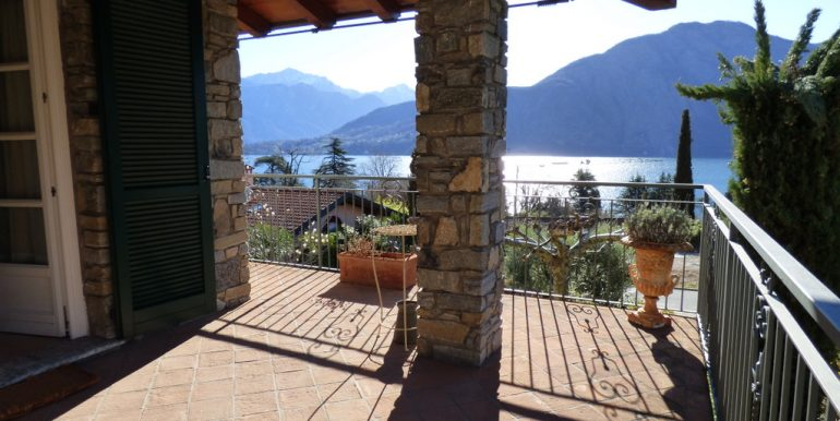 Lake Como Tremezzina Villa with garden and lake view
