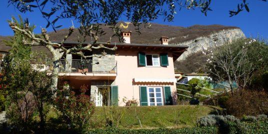 Lake Como Tremezzina Villa with garden and lake view