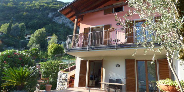 Lake Como Lenno Villa with lake view - garden