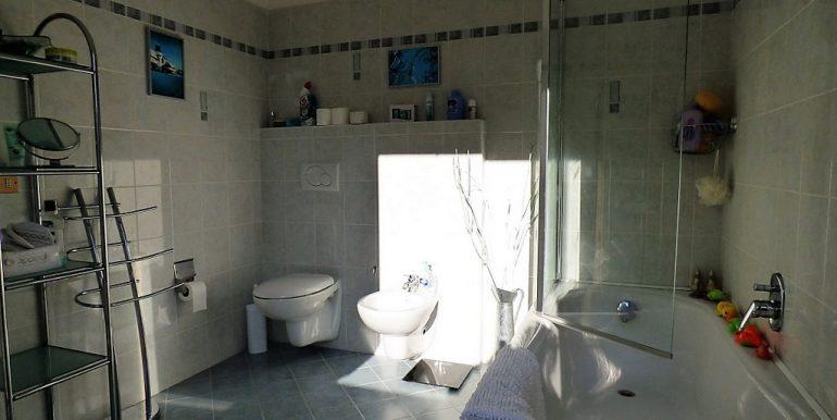 Bathroom in  villa Lenno - Lake Como