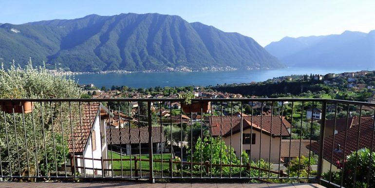 Lake Como Lenno Villa with lake view and garden and  terrace